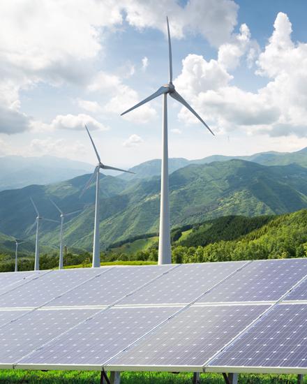 Secteurs d'activités de CADEV : énergie, oil & gas