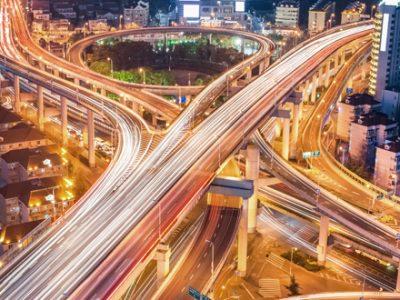 Secteurs d'activités de CADEV : infrastructures transports